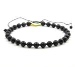 28珠砭石项链