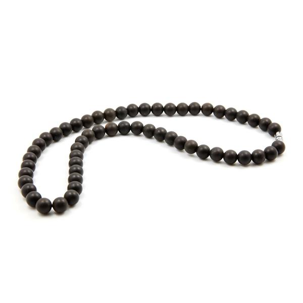 泗滨砭石女项链,砭石项链图6