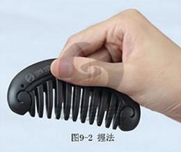 泗滨宝砭石梳子竟然可以这样用!真是没想到!