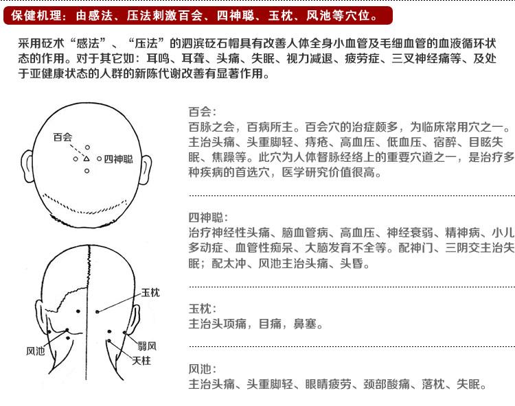 泗滨砭石帽子介绍说明图4